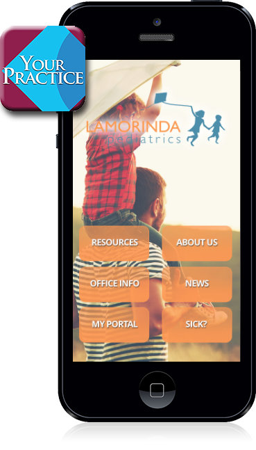 Lamorinda Pediatrics Mobile App